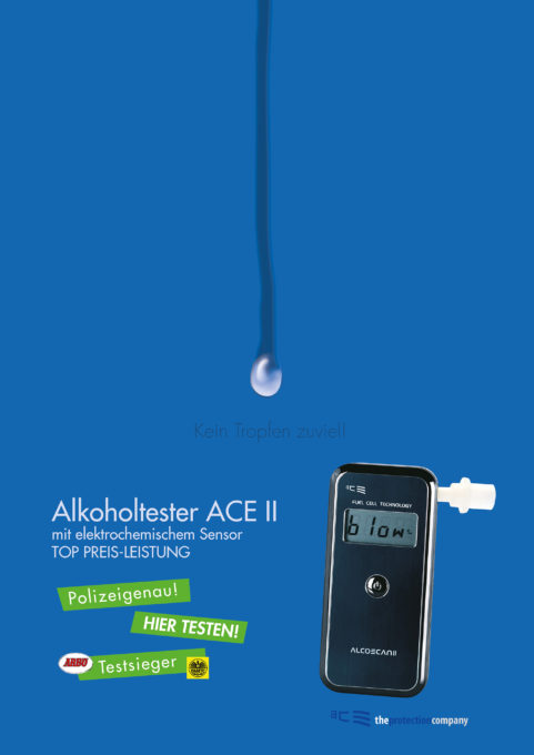 Plakatserie ACE