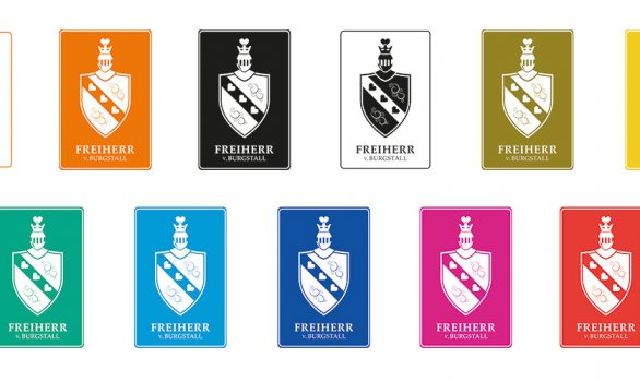 Logo Redesign Freiherr