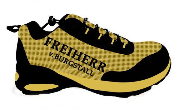 Freiherr Arbeitsschuh Design